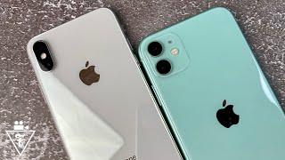 Подробное сравнение iPhone 11 и XS