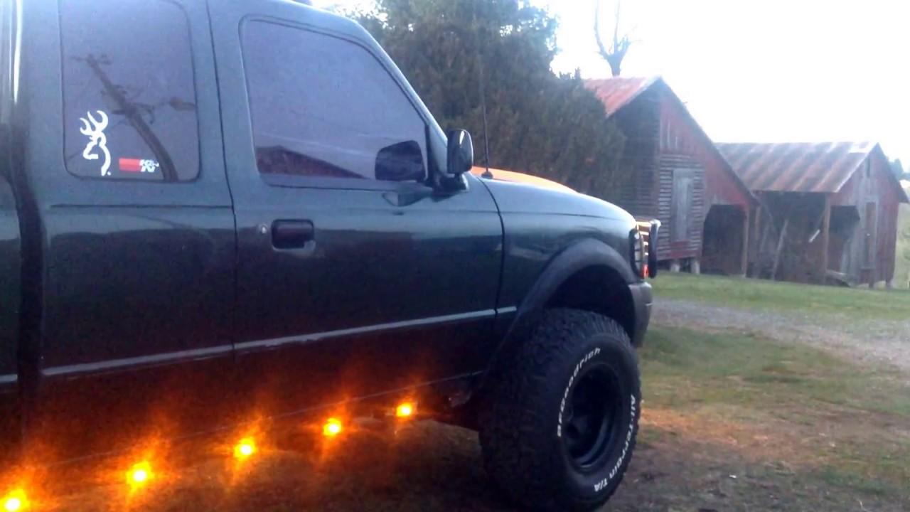 my custom 98 ford ranger 4 0l v6 [ 1280 x 720 Pixel ]