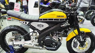 Yamaha XSR 155 Custom 2019