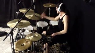 Hello - Adele - Drum Cover (Drums Only) - Gerry Heneghan