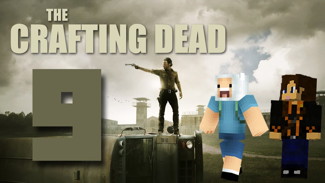 You 39 re a meanie joey and stacy play the crafting dead for The crafting dead ep 1