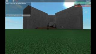 ROBLOX TCA Fort Cyber (OLD VERSION)