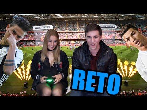 RETO: FINAL CHAMPIONS LEAGUE con CASTIGO | EL MEJOR VIDEO de Fran MG