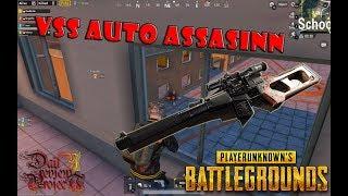 PUBG Squad - VSS Auto Assassin