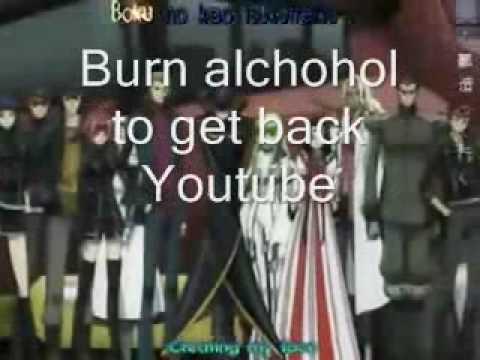 Code Geass R1 Opening Ciphered (Go Gundam!)