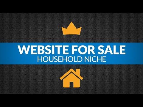 Website For Sale – $5.3K/Month in Home Accessories Niche, Passive Income Amazon FBA Business