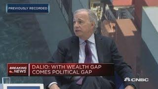 Economic environment entering a 'big sag,' Ray Dalio warns | IMF Annual Meetings 2019