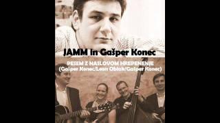 JAMM in Gašper Konec - Pesem z naslovom hrepenenje