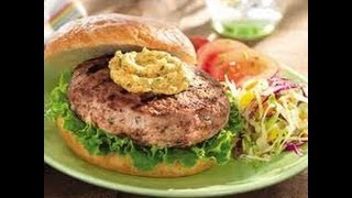 Cajun Turkey Burgers - How To