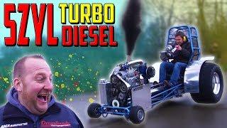 Der etwas andere 5Zylinder TURBO! #DIESEL - Essen Motor Show 2018 Teil 1/2