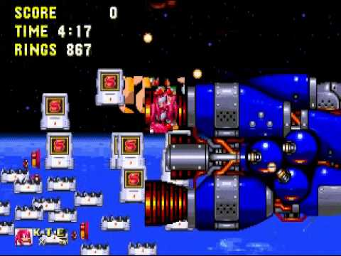 Debug mode - Sonic And Knuckles Codes for Genesis