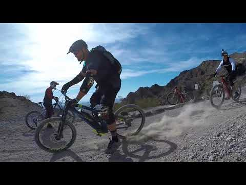 Interbike 2017 Bootleg Canyon OutDoor Demo with Haibike Proteam