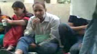 sir asif singing for batch architecture d 03 dcet