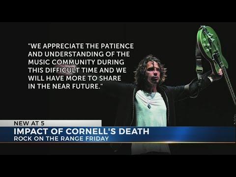 Soundgarden singer Chris Cornell dies at age 52 in Detroit