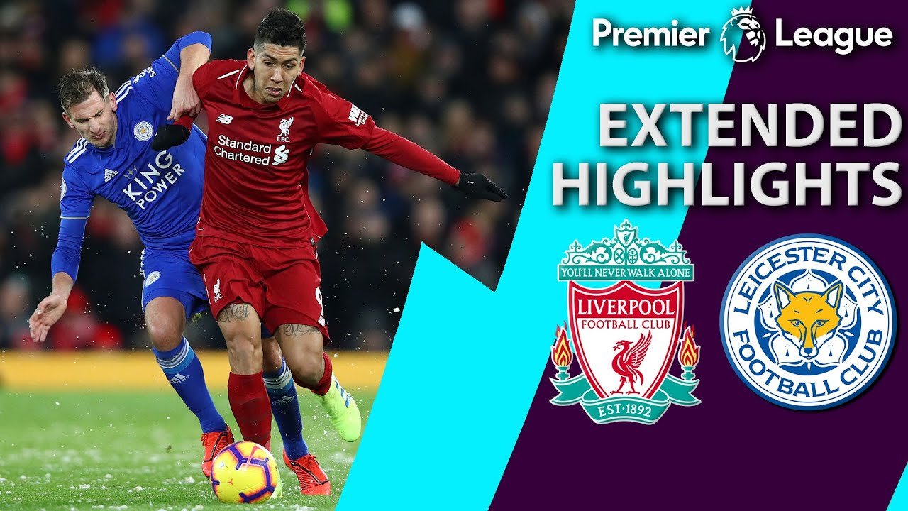 Liverpool vs Leicester City, Premier League: live score and latest updates
