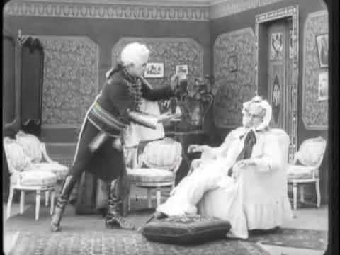 Pikovaya dama/La reina de picas (1910, Rusia), Pyotr Chardinin.