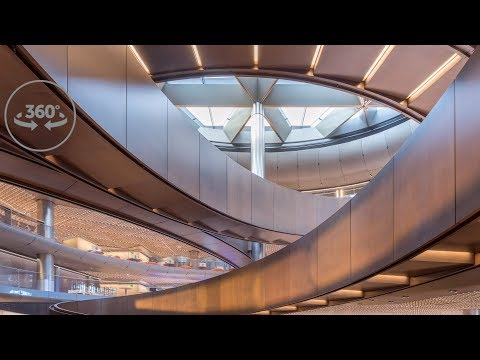 360 Tour of Bloomberg London Building