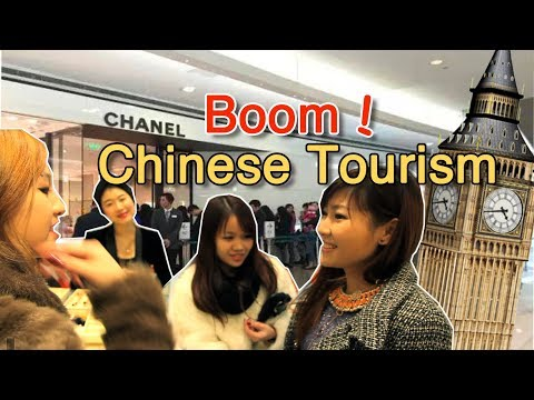How to tap on China's booming outbound tourism market 国人出游今昔对比,老外跟上节奏了吗?