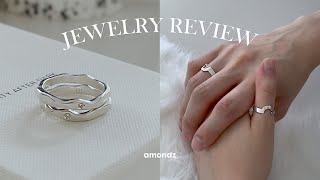 amondz Jewelry Review #8 / 선물하…