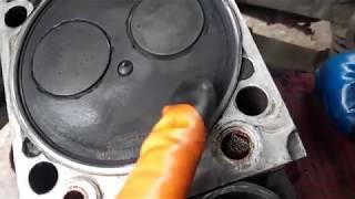 Снимаем радиатор и снова что-то стучит в двигателе Камаз!!!