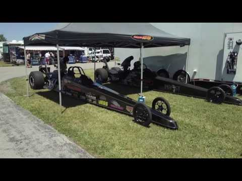 Inside Summit Motorsports Park for NHRA Nationals - Norwalk, Ohio