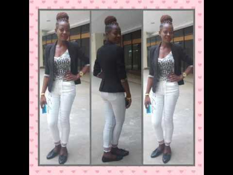 Edythco the boss lady....modelling is my profession