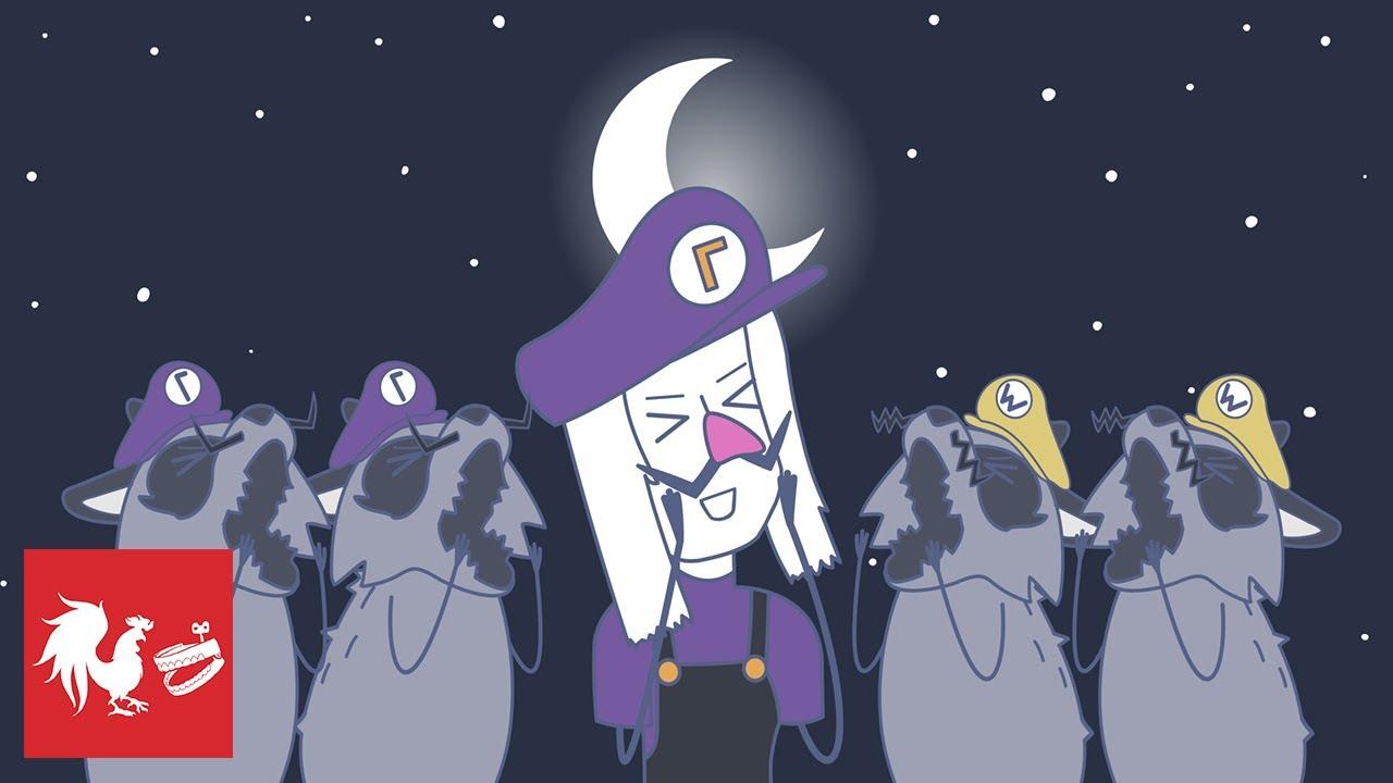 Rowdy Raccoons - Rooster Teeth Animated Adventures