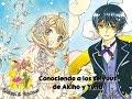 Conociendo a los seiyuus de Akiho Shinomoto y Yuna D. Kaito Cardcaptor Sakura Clear Card