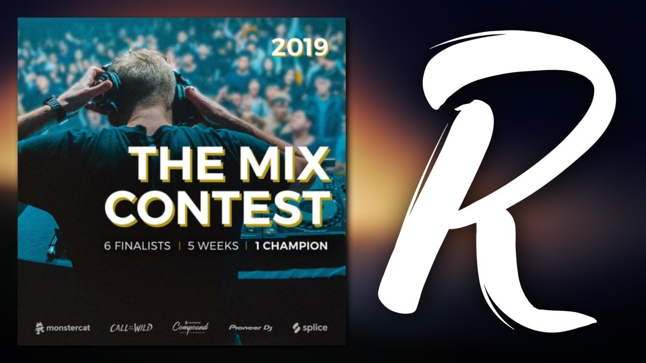 Monstercat Mix Contest 2019: Ravalle Submission