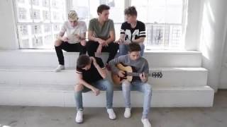 Why Don't We:On my way/Stay