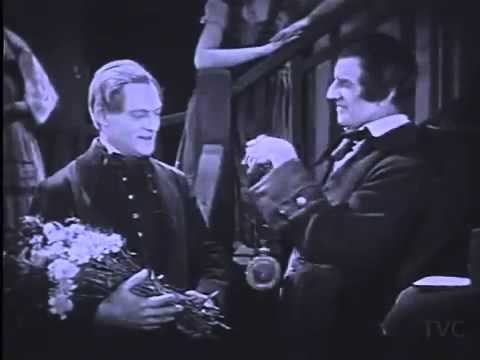 THE BELLS 1926   silent Lionel Barrymore, full movie