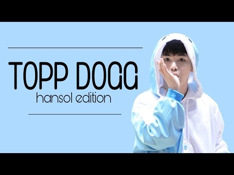 TOPP DOGG VINES | HANSOL EDITION