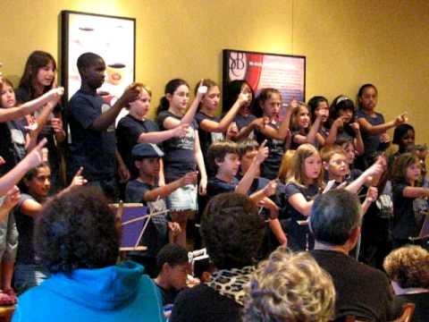 Endhaven Elementary School Choir