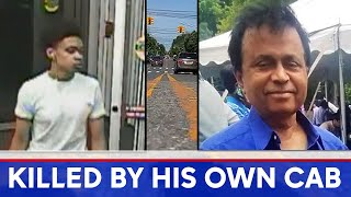 NYC taxi driver killed by his own cab while chasing robber