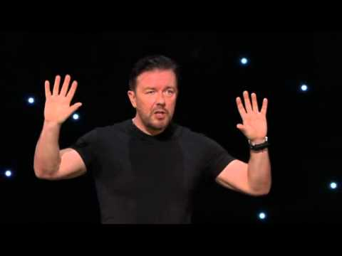 Ricky Gervais~Out of England 2 (Plane part)