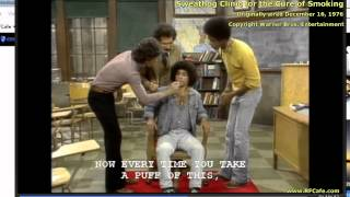 Sweathog Clinic for the Cure of Smoking - Welcome Back, Kotter