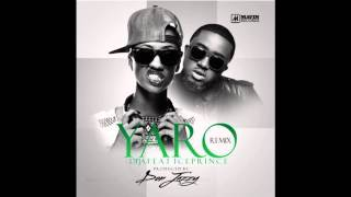 DI'JA - Yaro Remix Ft  Ice Prince (OFFICIAL AUDIO 2014)