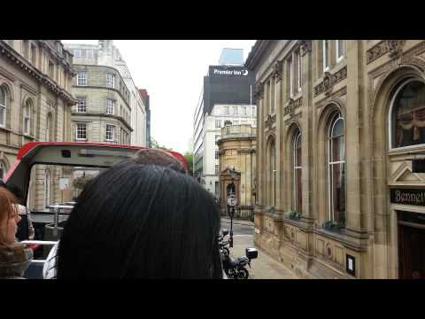 Birmingham city tour part 1