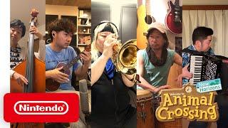 Animal Crossing: New Horizons - Theme Song Performance - Nintendo Switch