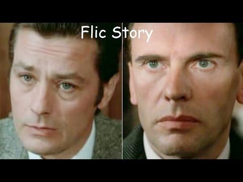 Flic Story 1975 Casting Du Film Réalisé Par Jacques Deray