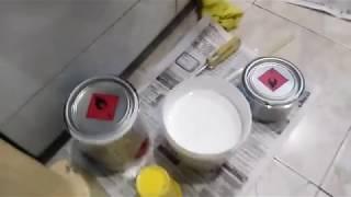 реставрация ванны своими руками,минимум затрат