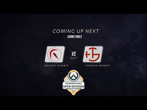 Overwatch Open Division Season 2 NA Finals | Rockets Esports