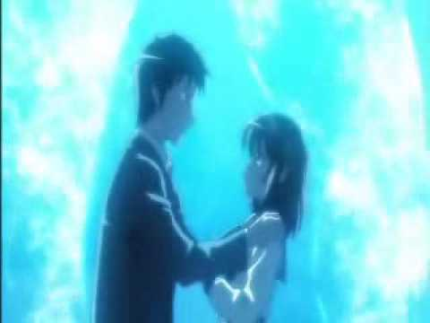 Haruhi And Kyon Kiss Scene English