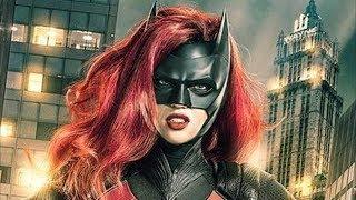 Ruby Rose Debuts Her Sensational Batwoman Costume