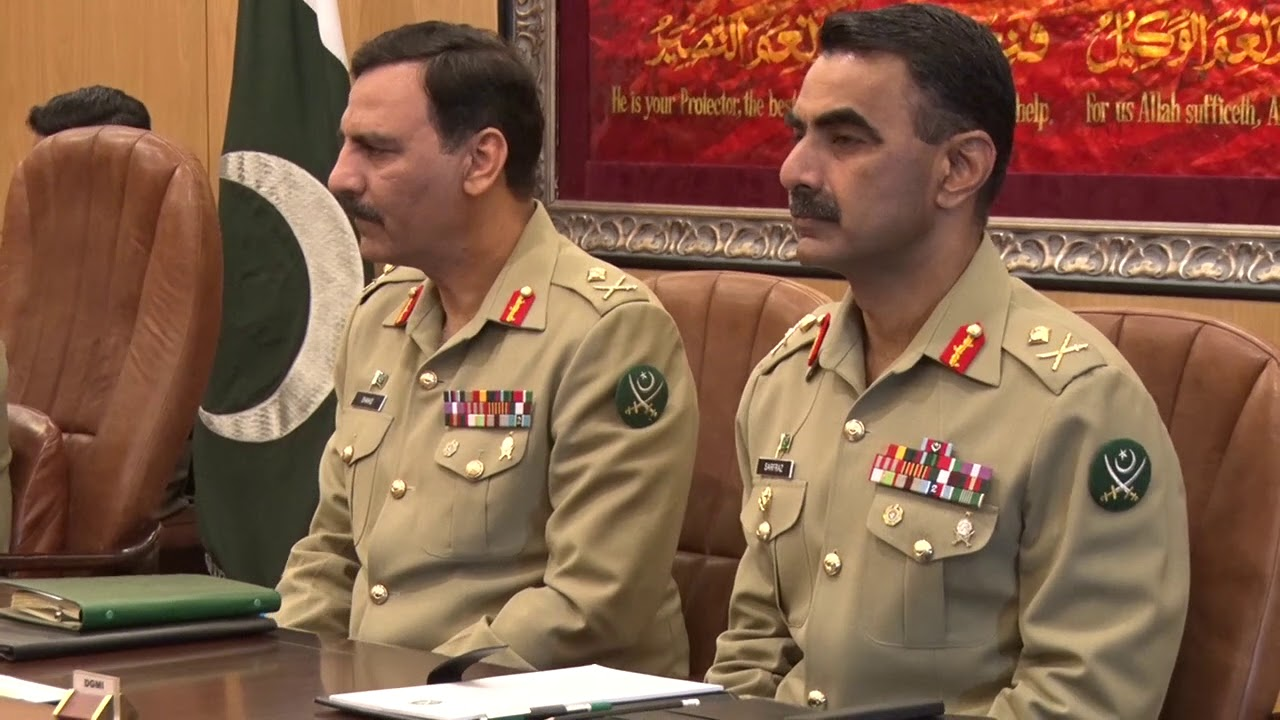 Press Release No 30/2019, Delegation of Royal Saudi Army met COAS - 23 Jan 2019(ISPR Official Video)