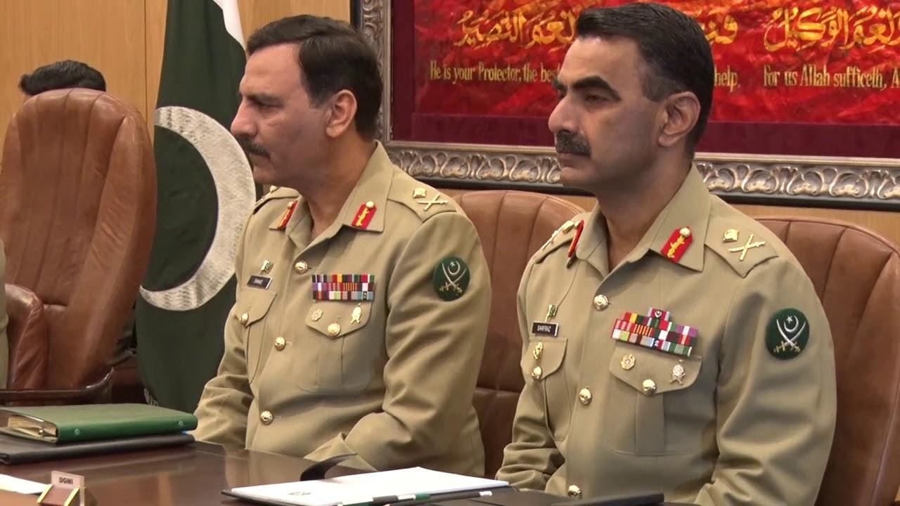 Press Release No 30/2019, Delegation of Royal Saudi Army met COAS - 23 Jan 2019(ISPR Official Video)