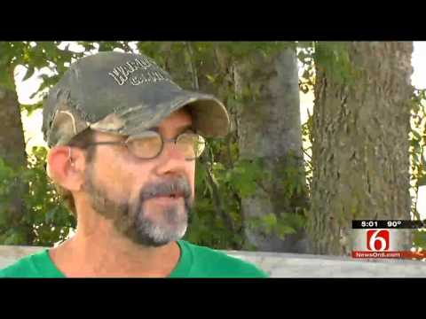 Checotah Man Credits Cannabis Oil For Improved Health   NewsOn6com   Tulsa OK   News Weather Video a