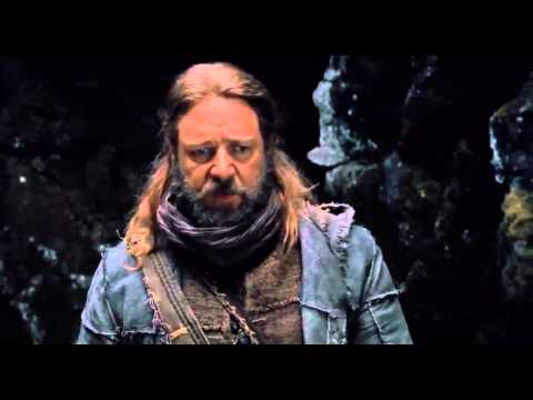Noah Survive 2014 Anthony Hopkins, Russell Crowe