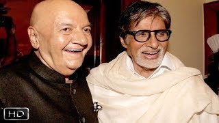Akshay Big B Anil At Book Launch Of Prem Naam Hai Mera Prem Chopra