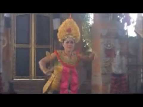 Bali island Young Girl Dancer With The Natural Beauty full Sensual